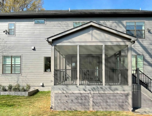 Screened-InPorch Project – McLean, VA