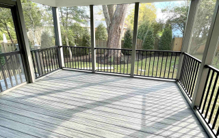 Trex Balusters